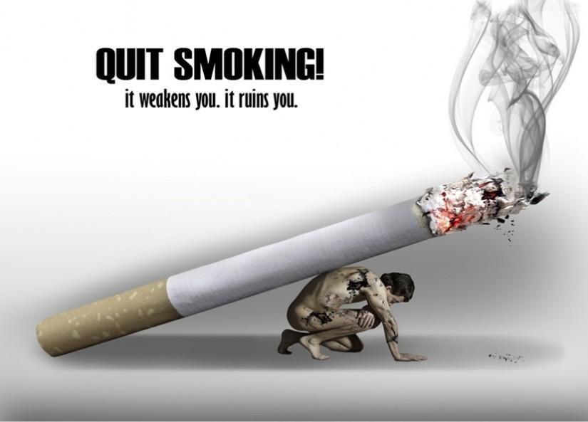 The deadly habit of smoking